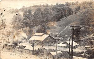 D63/ Occupational RPPC Postcard c1910 Wilsonburg West Virginia Gas Reserve Co 8