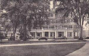 New Hampshire Hanover The Hanover Inn Dartmouth College Camps Albertype