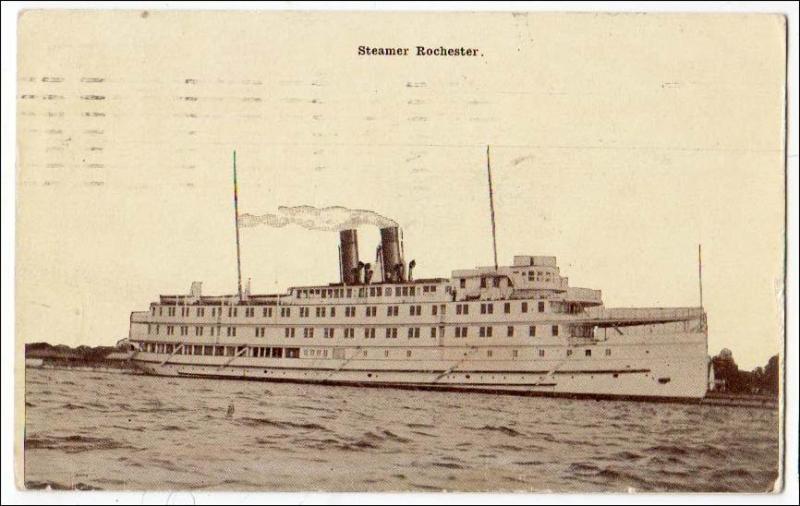 Steamer Rochester