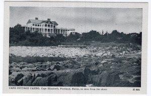 Cape Elizabeth, Portland, Maine, Cape Cottage Casino