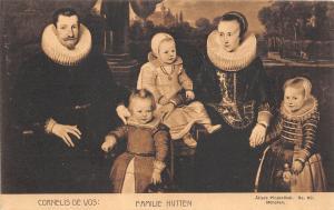 B74976 cornelis de vos familie hutten paintings peintures art