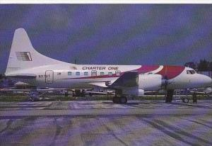 CHARTER ONE CONVAIR CV 580