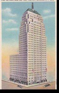 Oklahoma Oklahoma City First National Bank & Trust Company