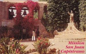 California San Juan Mission San Juan Capistrano