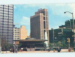 Pre-1980 YMCA BUILDING & TOURIST CENTER Philadelphia Pennsylvania PA hp4408
