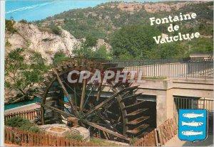 Postcard Modern Fontaine de Vaucluse