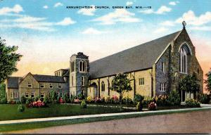 Wisconsin Green Bay Annunciation Church
