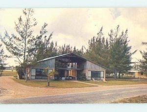 Pre-1980 APARTMENT MOTEL SCENE Fort Pierce Florida FL AE2455