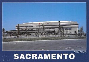 ARCO Arena Sacramento, Ca., USA Football Stadium Unused