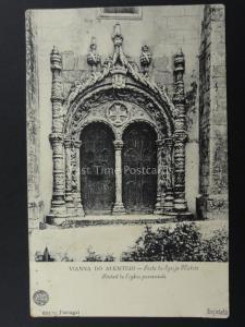 Portugal VIANNA DO ALEMTEJO - Old Postcard