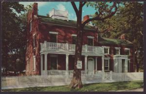 Heber Kimball Home,Nauvoo,IL Postcard BIN