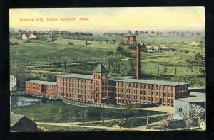 North Andover, Massachusetts/MA/Mass Postcard, Steven's Mill