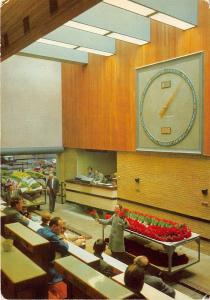 B48156 Aalsmeer Auction clock  netherlands
