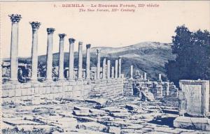 Algeria Djemila Le Nouveau Forum