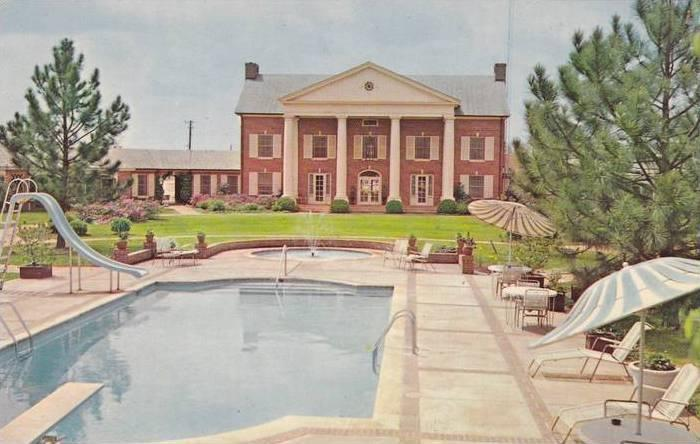 Swimming pool,Quality Motel Perry, Perry, Georgia,40-60s
