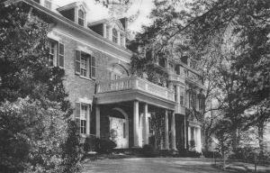 Washington DC~Stone Ridge: Sacred Heart Country Day School c1914