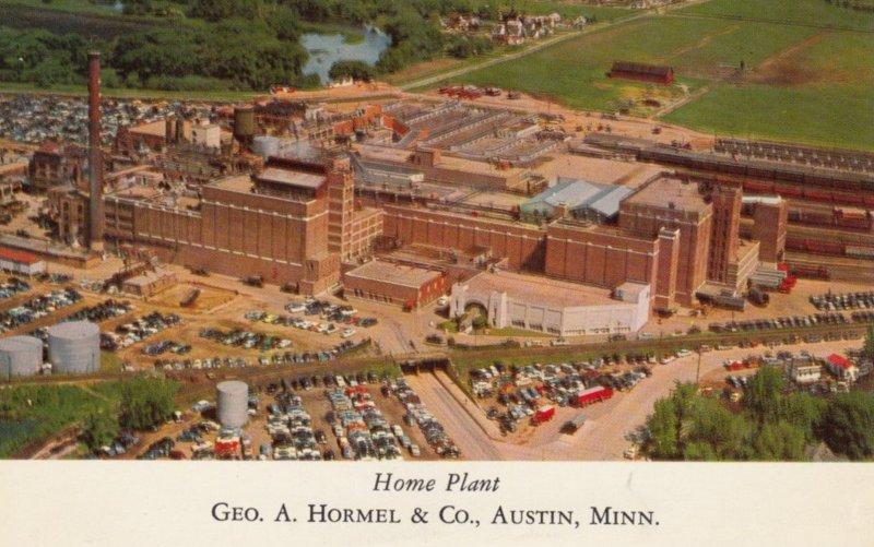 AUSTIN, Minnesota, 1940-60s; Home Plant, Geo. A. Hormel & Co.