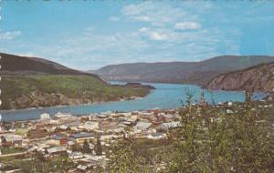 Klondike Gold Mining Area, DAWSON CITY, Yukon, Canada, PU-1977