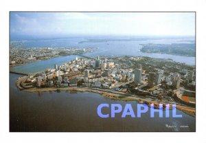 Postcard Modern Abidjan Plateau