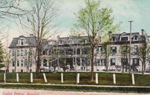 GUELPH , Ontario, Canada, 1900-10s ; General Hospital