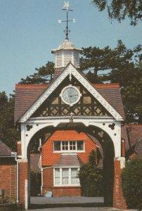 Buckinghamshire Postcard - Stable Yard, Bletchley Park, Milton Keynes RR8961