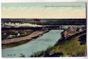 Elbow River, Grandview, Calgary Alta