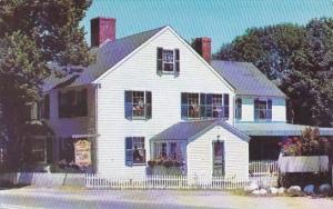 One Of The Oldest Inns On Cape Cod Massachusetts