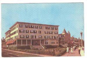 Exterior, Hotel Lapierre, Ocean Grove,  New Jersey,  PU-1958