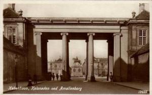 RP, Kolonaden Ved Amalienborg, Kobenhavn, Denmark, 1920-1940s