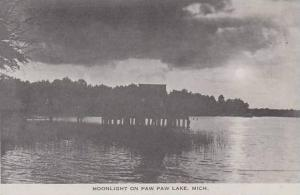 Michigan Paw Paw Moonlight Albertype