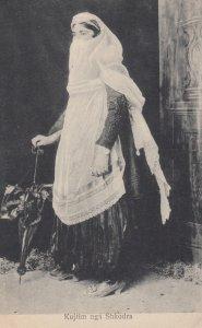 Kujtim nga Shkodra , Albania, 00-10s ; Woman
