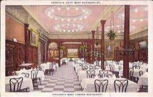 IL Chicago Henricis Restaurant