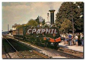 Postcard Modern RAILWAYS AND URBAN régionnaux