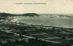 spain, PALAMÓS, Costa Brava, Vista Panoramica (1910s)