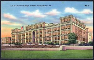 G A R Memorial High School,Wilkes-Barre,PA