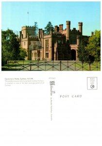 AUSTRALIA Postcard Sydney Governor's Home, N.S.W. (A14)