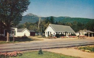 CONWAY , New Hampshire , 1950-60s ; Piper Trail Coffee Room
