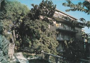 Rest Hotel from garden, Roma 1950-60´s
