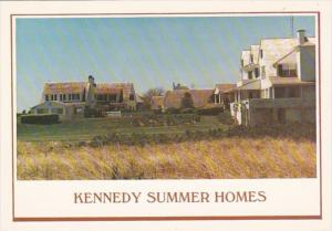 Massachusetts Cape Cod Hyannisport Kennedy Summer Homes The Kennedy Compound