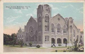 Florida Saint Petersburg First Avenue Methodist Church
