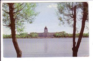 Parliament Buildings, Regina, Saskatchewan,