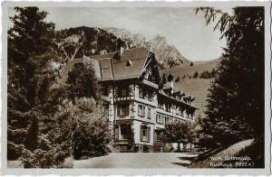 Switzerland Grimmialp kurhaus 01.20