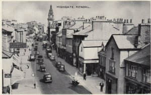 KENDAL , Westmoreland , England ,1930s ; Highgate
