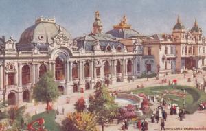 MONTE-CARLO , Ensemble du Casino , 00-10s ; TUCK 763 no.16