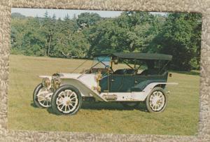 1911 Lozier Model 51 Touring Car Postcard Antique Automobile