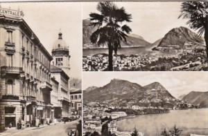 Switzerland Saluti da Lugano Multi View Photo