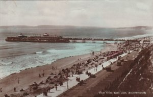 RP: View from East Cliff , BOURNEMOUTH , Dorset, England , 00-10s