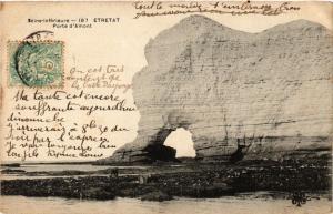 CPA ETRETAT-Porte d'Amont (269869)