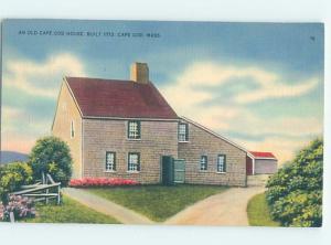 Linen HISTORIC HOME Cape Cod - Dennis Massachusetts MA W4684