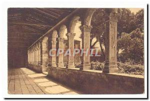 Marmande Old Postcard The cloisters